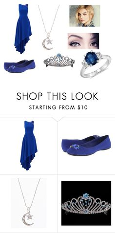 """""""Tara Pines' 16th Birthday"""" by amhanna on Polyvore featuring Halston Heritage, Unlisted by Kenneth Cole and Blue Nile"""