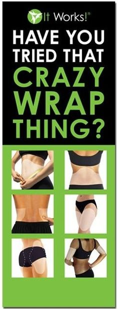 Take the 90 day challenge - lose inches - refer your friends and get free rewards wraps!