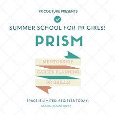 6 Weeks of Mentorship + Industry Skill Upgrades + PR Girl Community