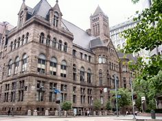 Pittsburgh Architecture - A Virtual Tour: Allegheny County Courthouse & Jail