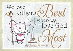 Thank You Christ Jesus for being my Savior, Lord, Messiah, Deliverer, and King!Little Church Mouse | Little Church Mouse