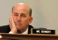 Tea Party Racist Louie Gohmert Compares Black Civil Rights To Rights For Insects And Lizards (VIDEO) - THE PARTY OF STUPID  (GOP) VOTE THEM OUT!