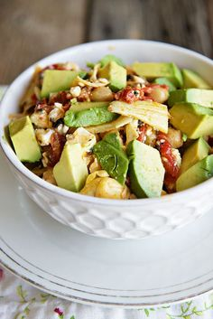 California Avocado Marinated Salad Recipe as easy as one, two, three