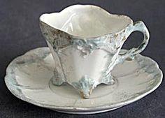 Vintage Demitasse Cup & Saucer