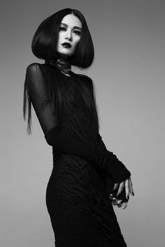 all black | fashion editorial
