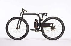 Bespoke Bike Accessories - Elegant Handlebars from the F Design Studio are a Cool Bike Accessory (GALLERY)