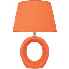 Vicco Table Lamp, Orange  $50 Walmart