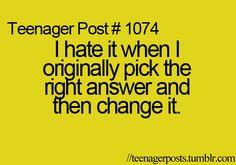 Happens to me Alll the time