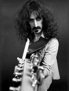 """""""Why are people afraid of words? Sometimes the dumbest thing that gets said makes the point for you"""" Frank Zappa 1986"""