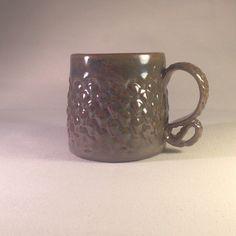 Dragon scale mug by Dennis Hemken