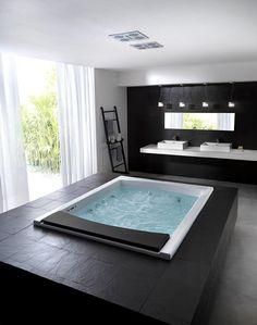 Design Ideen Für Ein Waschbecken Im Badezimmer Mit Schneckenform ... Badewanne Design Ideen Italien