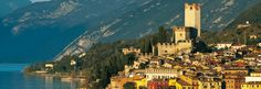Entdecke den Gardasee -<br> Europas Urlaubsparadies