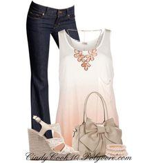 Fun Summer outfit for high school senior portriats #highschoolseniors #seniorportraits #outfits