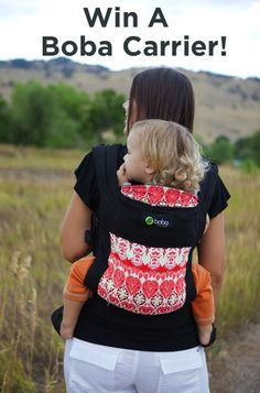 LOVE how cute this Boba Carrier is!!  The color will work for a boy or a girl! @Boba #bobawearingbesties