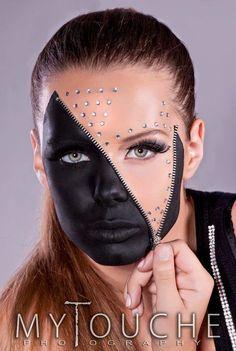 Fantasy Make up #makeup #fantasy #makeuplook - bellashoot.com