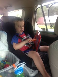 Travel with Toddlers: What You REALLY Need