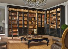 furniture-meubles:AM Classic Furniture from Portugal. Library Love Affair.