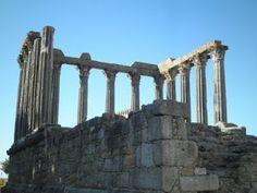 Templo de Diana - Évora (Portugal)