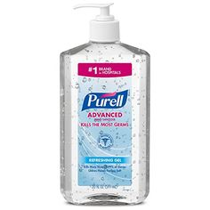 Purell 579104ct Advanced Green Certified Instant Hand Sanitizer