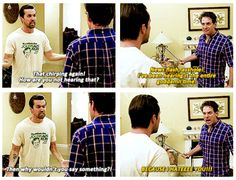 """When he went batshit insane while living in the suburbs with Mac. 