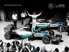 Las esperanzas de una tercera victoria se desvanecen para Rosberg #Formula1 #F1 #AbuDhabiGP