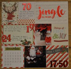 Month in Numbers Jingle All The Way, Numbers, December, Join, Memories, Reading, Blog, Life, Memoirs