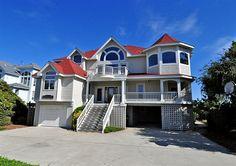 Twiddy Outer Banks Vacation Home - Scheherazade - Corolla - Oceanfront - 7 Bedrooms