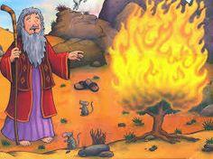 Resultado de imagem para ilustração de Moisés para crianças