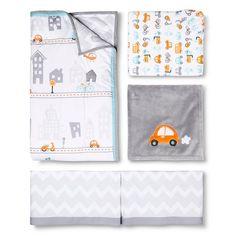 Changing Pad Covers Bear Crib Bedding Blue White Bear Crib Sheet Woodland Nursery Bedding Bear Cub-Mini Crib Bedding Set Fitted Sheets