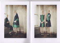 ERDEM with our fabrics ...