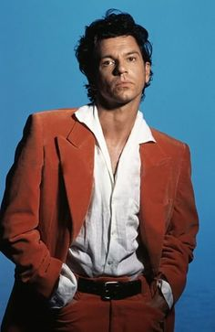 Michael Hutchence - I miss you everyday. Michael Hutchence, Beautiful Men, Beautiful People, Music Bands, Bad Boys, Hot Guys, Singer, Actors, Blazer