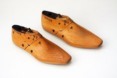 Image of Manolettes: Timber Shoe Lasts Shoe Last, Antique Furniture, Slippers, Flats, Antiques, Vintage, Shoes, Collection, Products
