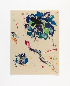 Sam Francis | Untitled (1990), Available for Sale | Artsy