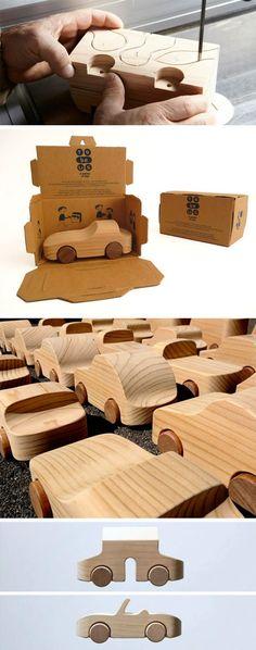 Wood Toy Maker's Sanctuary