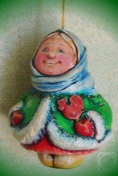 ватное папье-маше новогодние игрушки мастер класс: 22 тыс изображений найдено в Яндекс.Картинках