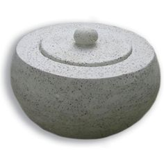 Deeco Terrazzo Fire Pot Tabletop Gel Fire Bowl DM 013 FB