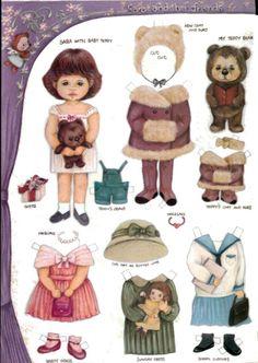 Sara With Baby Teddy - Debbie - Picasa Web Albums