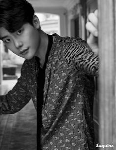 Lee Jong Suk in Esquire Korea November 2017