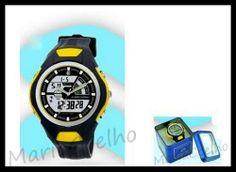 Relógio G Body