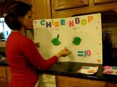 Chisenbop addition and subtraction