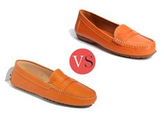 Look for Less – Tod's Gommini loafers