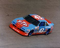 On July 4, 1992 Richard Petty drove in what would be his final NASCAR race at Daytona International Speedway.