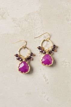 Anthropologie Comice Drops.