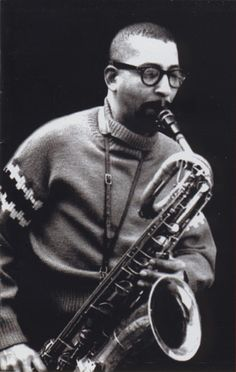Sahib Shihab - baritone saxophone. I really liked his work on Mingus' Tijuana Moods.