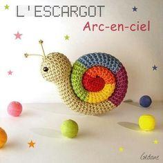 That's the cutest little snail...