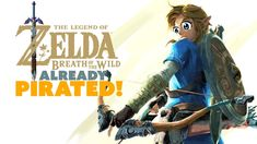 FarCry 5 Gamer  Zelda: #Breath of the #Wild #ALREADY PIRATED! - The Know #Game #News   The Legend of Zelda: #Breath of the #Wild comes out this week, but pirates have it way ahead of its release, thanks to broken street dates and sneaky #game crackers.  Linkdump:   Written By: Eddy Rivas Edited By: Kdin Jenzen Hosted By: Ashley Jenkins and Mica Burton  Get More #News ALL THE TIME:    Follow The Know on Twitter:  Follow The Know on Facebook:   Rooster Teeth Store:  Rooster Tee