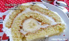 Salep Kremalı Rulo Pasta Tarifi