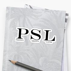 'Funny PSL Design for the Fall! Framed Prints, Canvas Prints, Sticker Design, Iphone Wallet, Glossier Stickers, Art Boards, Graphic Tees, Funny, Cards