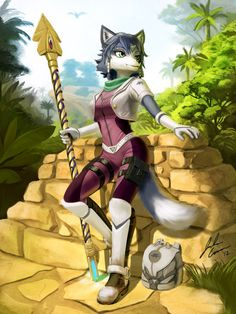 See more 'Star Fox' images on Know Your Meme! Anime Neko, Anime Furry, Anime Wolf, Star Fox, Furry Wolf, Furry Art, Krystal Starfox, Fox Images, Furry Girls