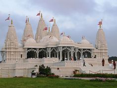 Houston's Hidden Attractions: Five places to visit to avoid the crowd - Stafford's Mandir temple